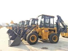 XCMG Offical 2.5t Mini Backhoe Loaders WZ30-25 For Sale