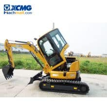 XCMG Official XE35U 3t Mini Bagger With Pdf Price