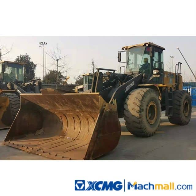 XCMG 7t LW700HV 2019 Used Wheel Loaders For Sale