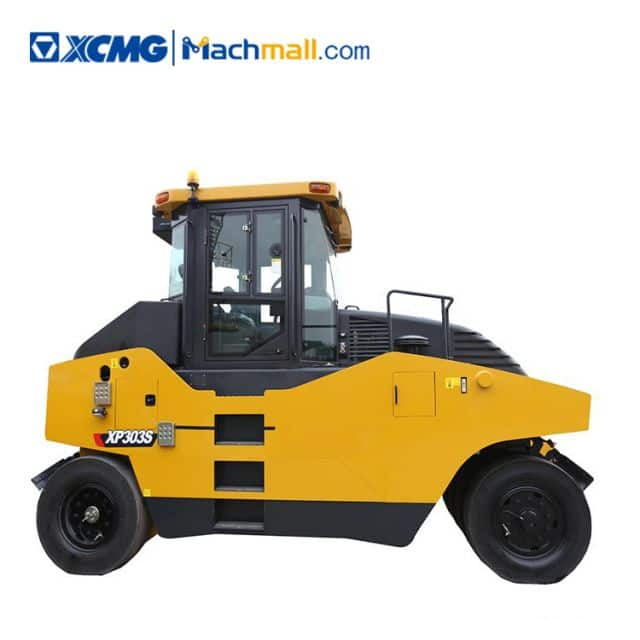 XCMG XP303S 30 ton pneumatic roller compactor price