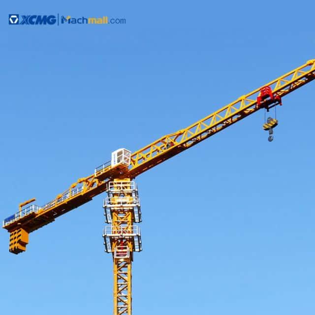 XCMG 60t flat top tower cranes machine XGT1200 price