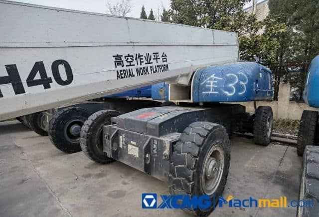 XCMG Offical 40m GKH40 2016 Used Mobile Boom Lift For Sale