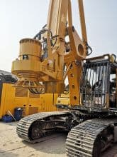 XCMG official drilling rig XR180D China mobile hydraulic crawler mine drilling rig machine price