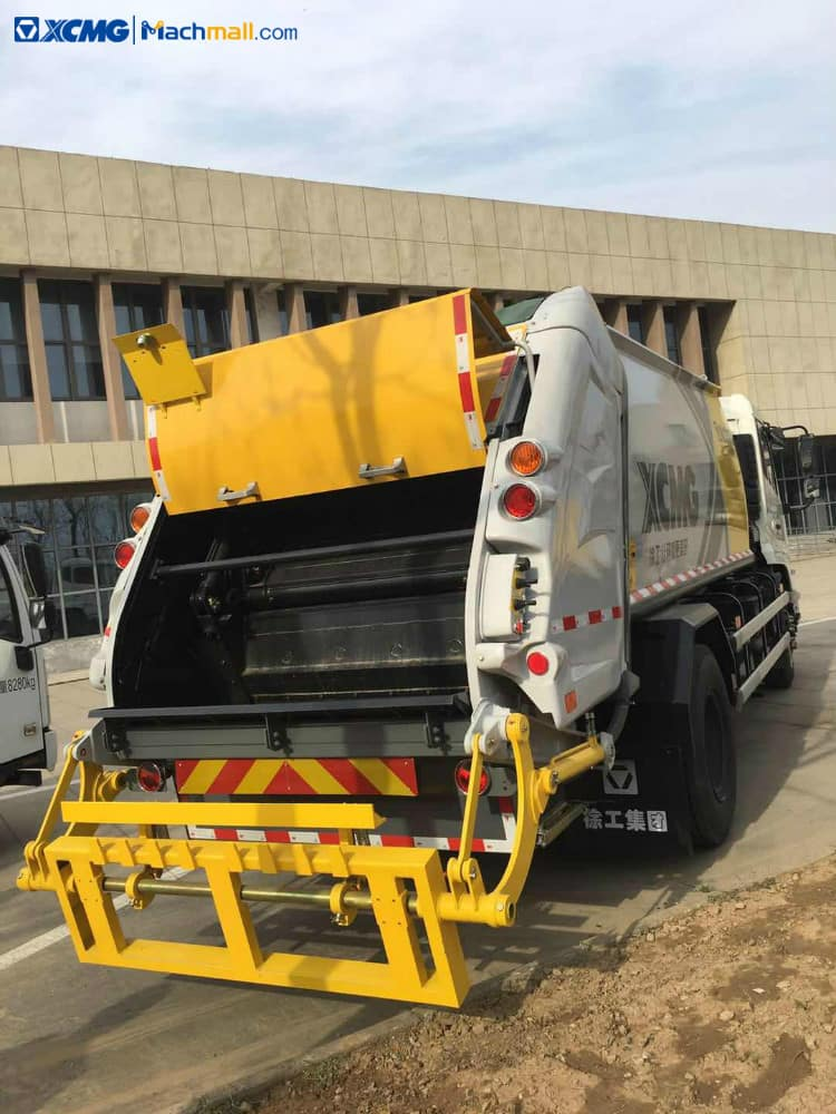 XCMG 25 Ton Dump Garbage Truck For Sale