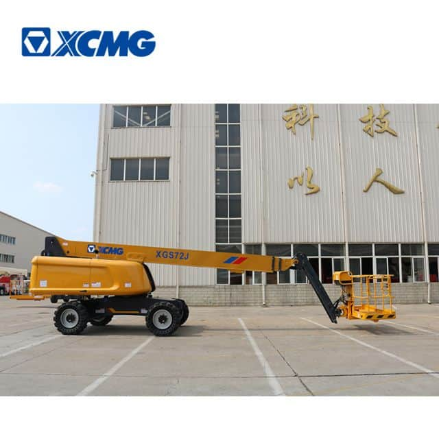 XCMG official 24m telescopic aerial work platform XGS72J for sale