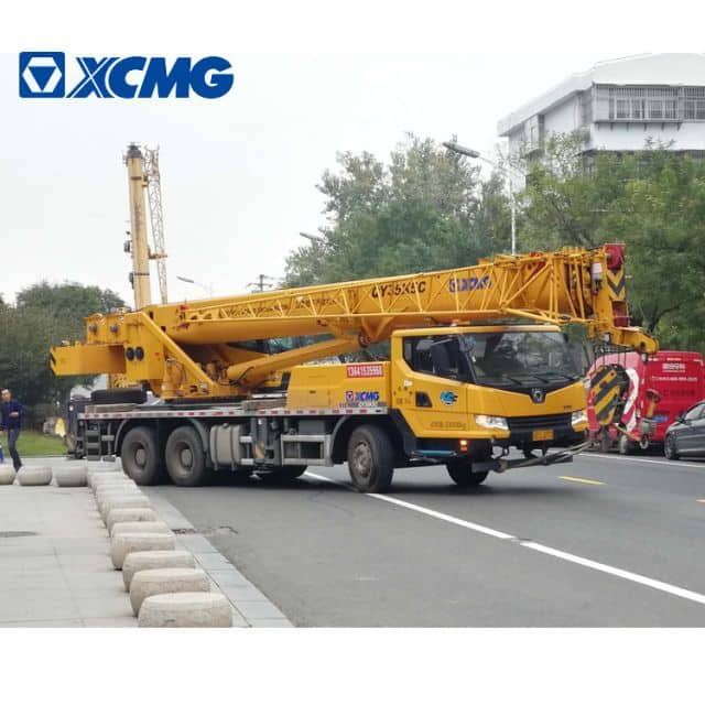 XCMG Manufacturer Construction Crane QY30K5C 30 Ton Mobile Lifting Truck Cranes for Sales