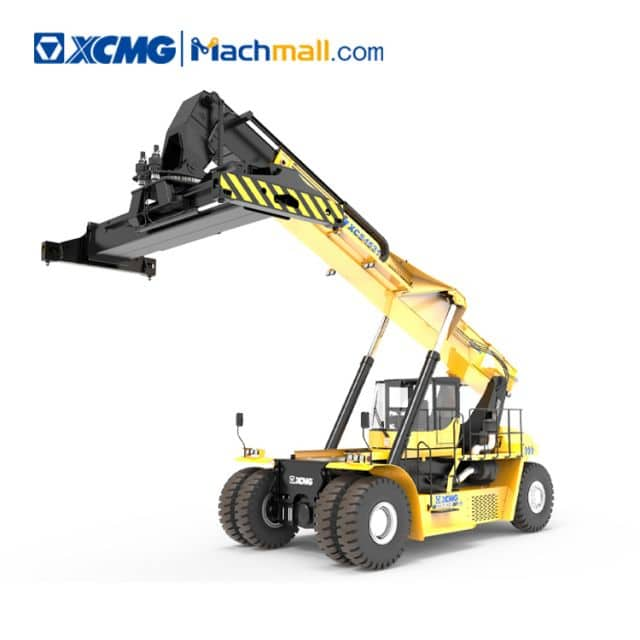 XCMG official 45 ton reach stacker container loading equipment crane XCS4531K for sale