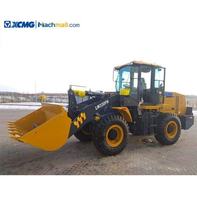 LW330FN loader | XCMG 2cbm 3ton compact wheel loader for sale