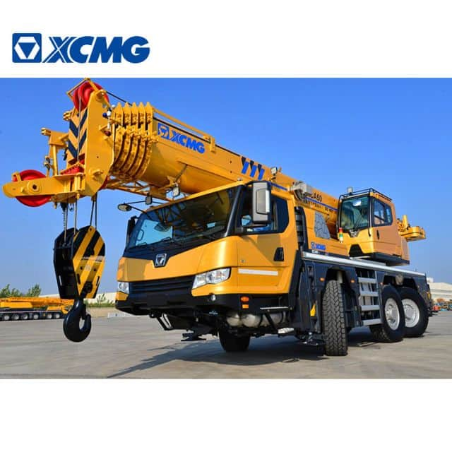 XCMG Manufacturer XCA60E 60 Ton Mobile All Terrain Truck Crane for Sale