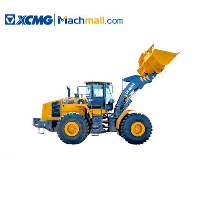 XCMG 10 Ton Mining Wheel Loader LW1000KN  large china loader price