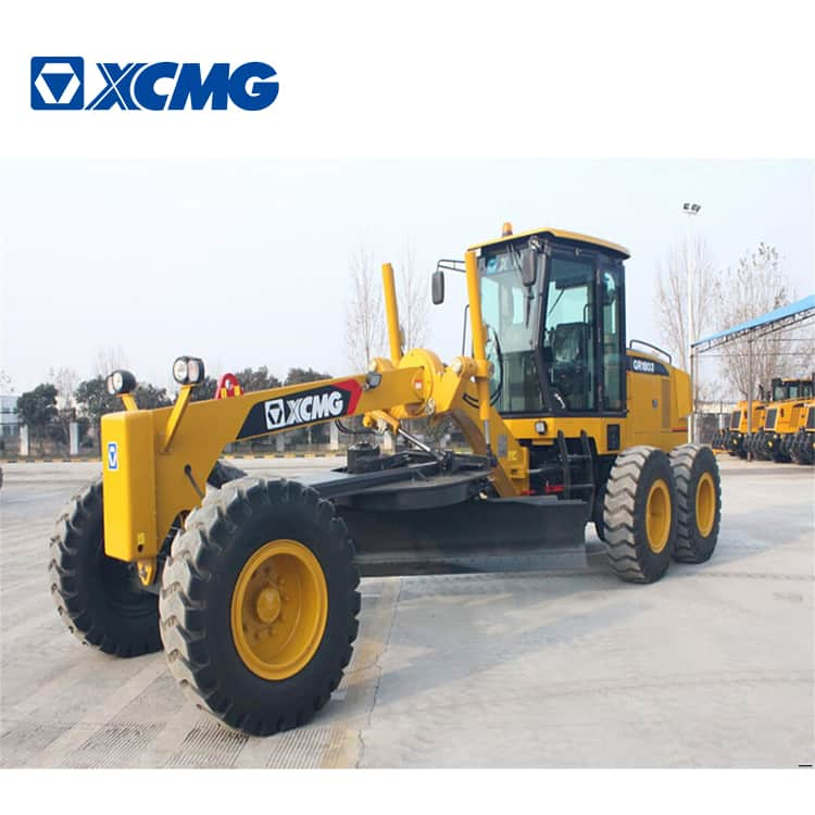 XCMG 135HP GR135 small mini road graders machine for sale