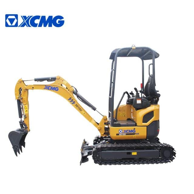 XCMG XE15U 1 Ton Small Mini Home Excavators For Home Use