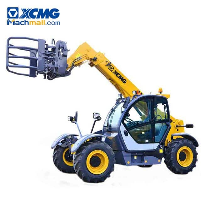 XCMG Official 3 ton 6m Mini Telehandler XC6-3006K Hot Sale