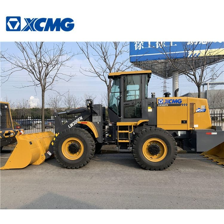 XCMG Official 3 Ton Small Front End Loaders LW300 Price