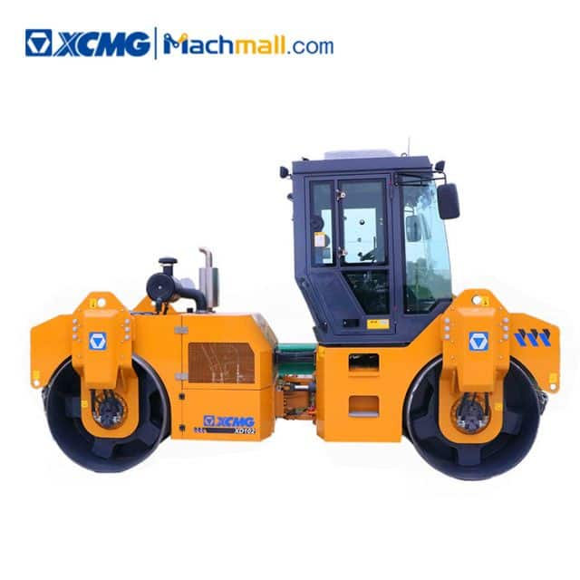 XCMG factory 10 ton compactor roller XD102 for sale
