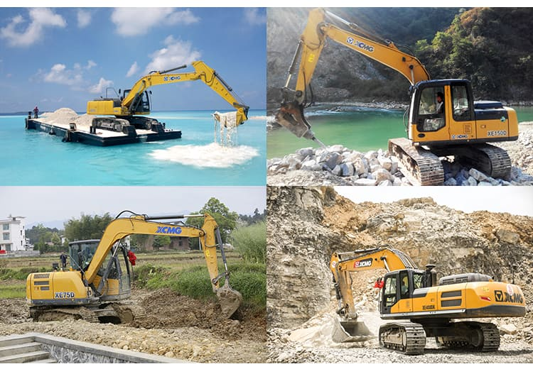 XCMG Manufacturer Excavator Accessory Steel Track Shoes for Crawler Excavator