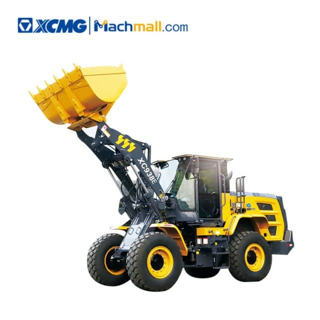 XCMG official 3 ton front end loader XC938E for sale