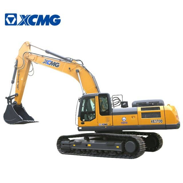 XCMG 40 Ton Mining Machinery XE370DK Chinese Crawler Excavator For Sale