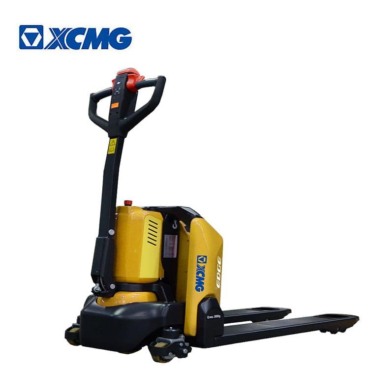 XCMG Official Manufacturer 2 ton Mini Battery RC Electric Pallet Truck XCC-LW20 Price