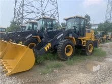XCMG Official 3 ton Small Mechanical Shovel Wheel Loader LW300FN Price