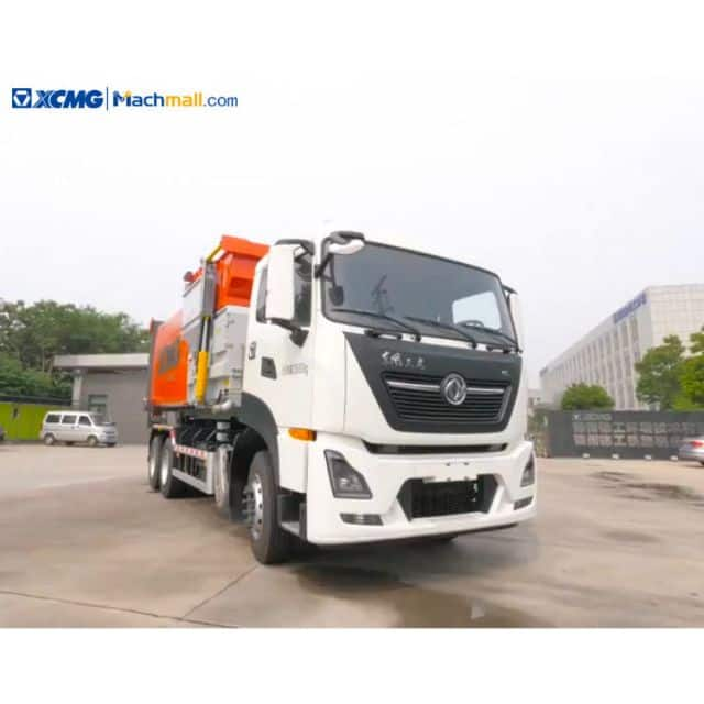 XCMG 31 Ton Detachable Container Garbage Truck For Sale