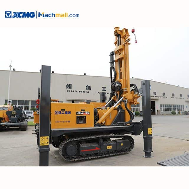 XCMG water well drilling rig 300 meter machine XSL3-160 with catalog PDF
