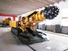 XCMG EBZ260 447kW Tunneling Machine Coal Mining Roadheader With Competitive Price