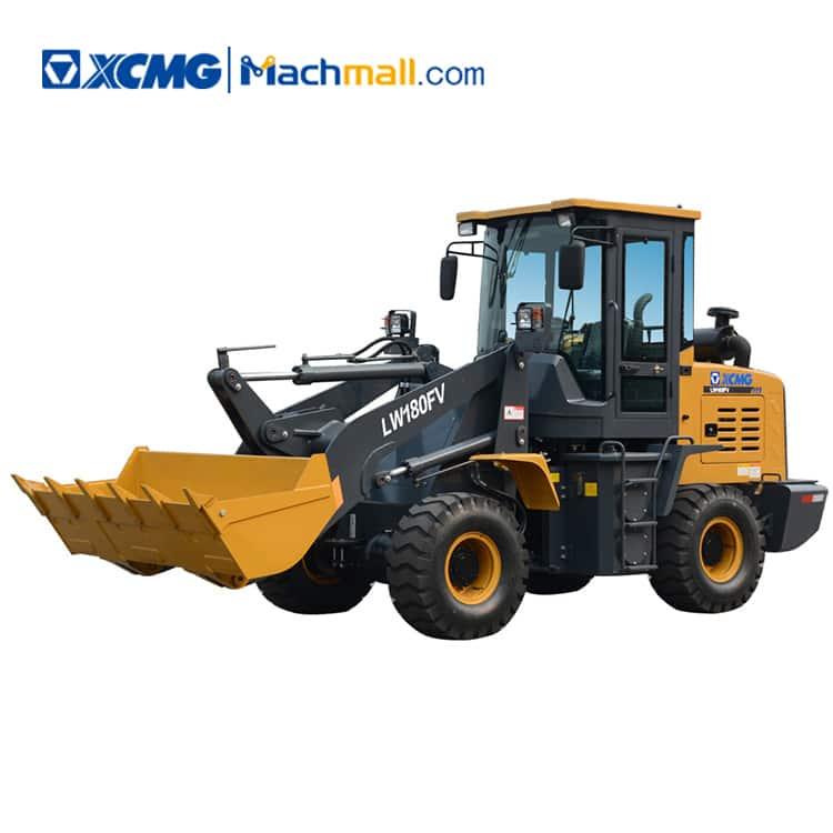 XCMG LW180FV 1.8 ton mini front wheel loader price
