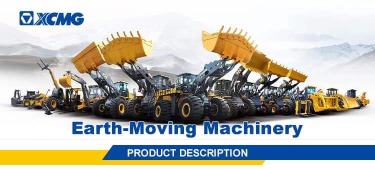 ZL50GV front loaders for sale | XCMG 5 ton front end loader price