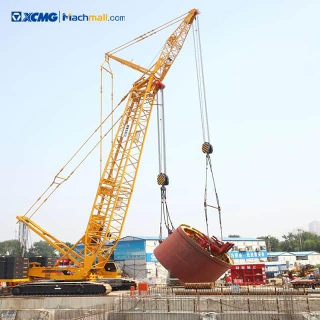XCMG 300 ton hydraulic crawler crane XGC300 price