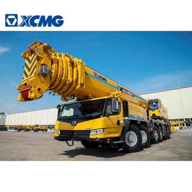 XCMG Official XCA300 300 Ton Hydraulic Boom Truck Crane Price