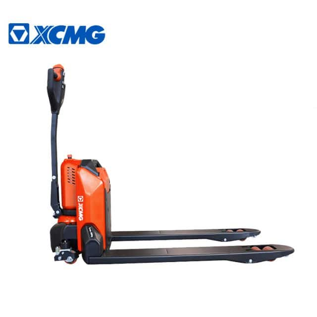 XCMG Official XCC-LW20 2 ton Mini Electric Pallet Forklift Truck For Sale