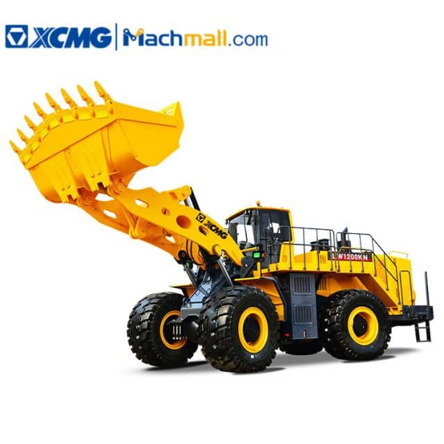 XCMG Manufacturer 12 Ton Large Wheel Loader LW1200KN for Mining