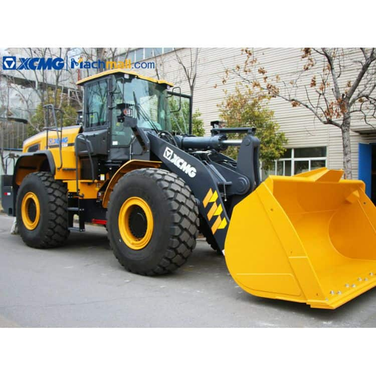 XCMG 4 ton Lift capacity wheel loader XC948 with CE
