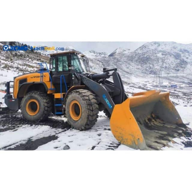 XC958-E electric loader for sale | XCMG 5 ton electric wheel loader price