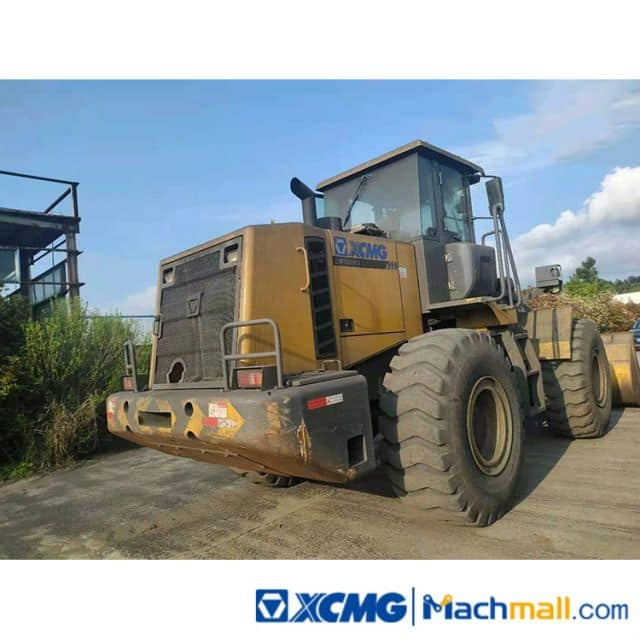 XCMG Used Bucket Loader 5 Ton LW500HV For Sale