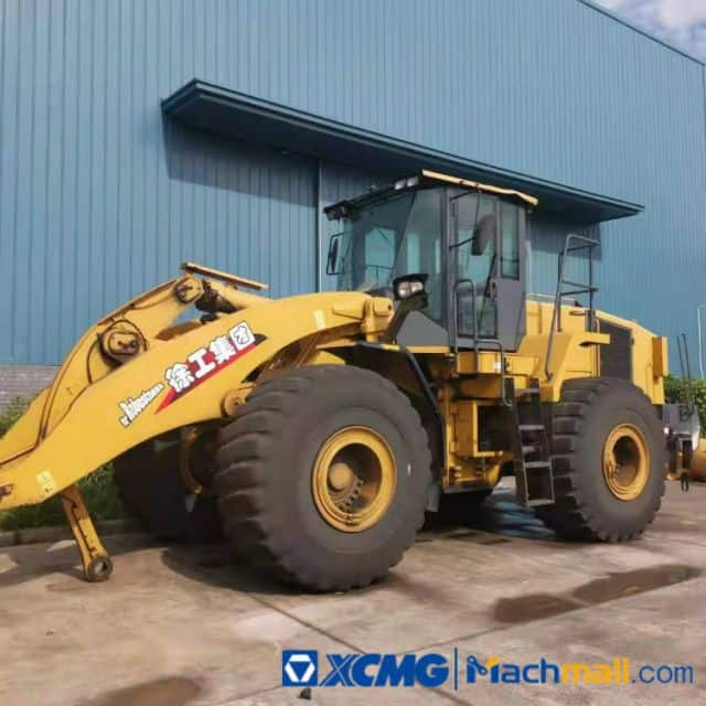 XCMG Used 8t LW800KV Wheel Loader Machines For Sale