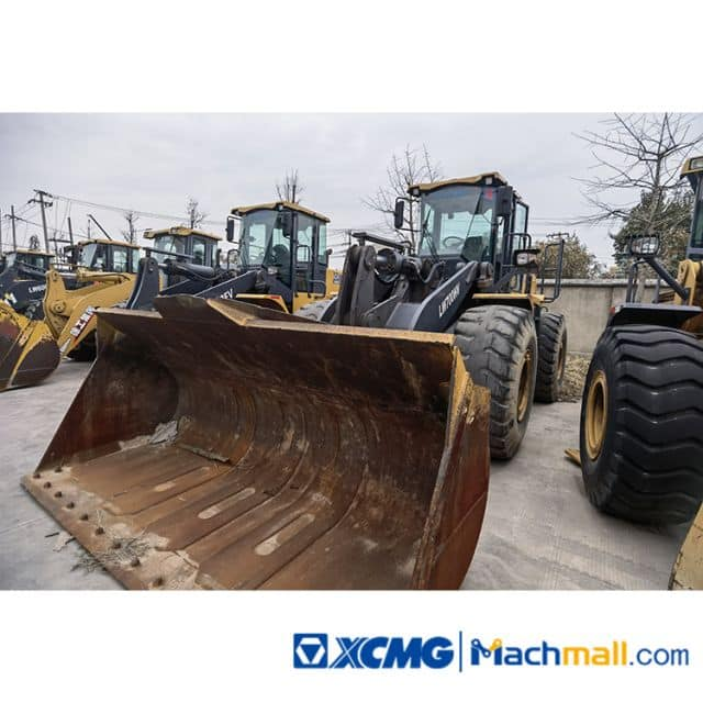 XCMG 7t LW700HV Used Wheel Loader Cheap For Sale