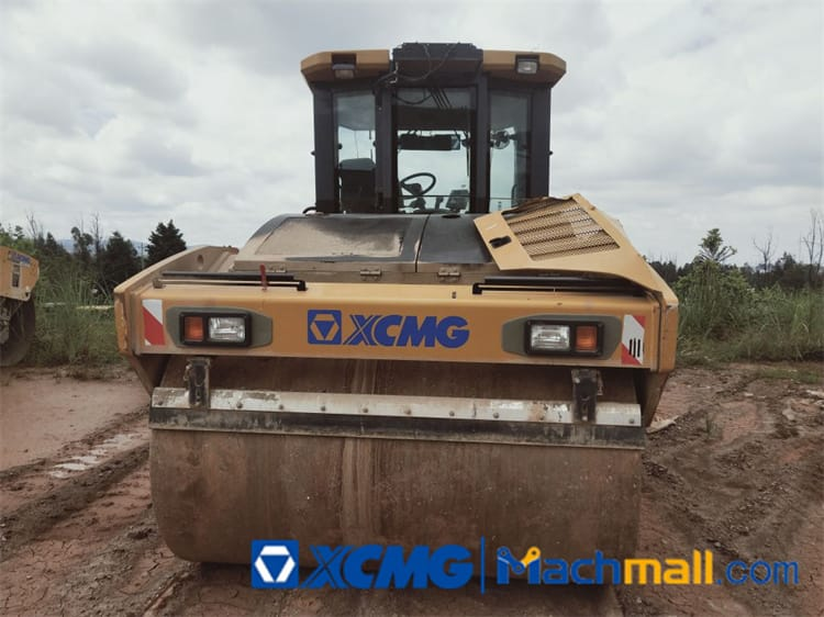 XCMG 14t XD143S 2018 Used Double drum Vibratory Road Rollers For Sale