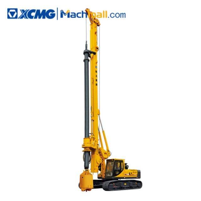 XCMG Retread Machine 150kN XR150D Hydraulic Crawler Rotary Drilling Rig For Sale