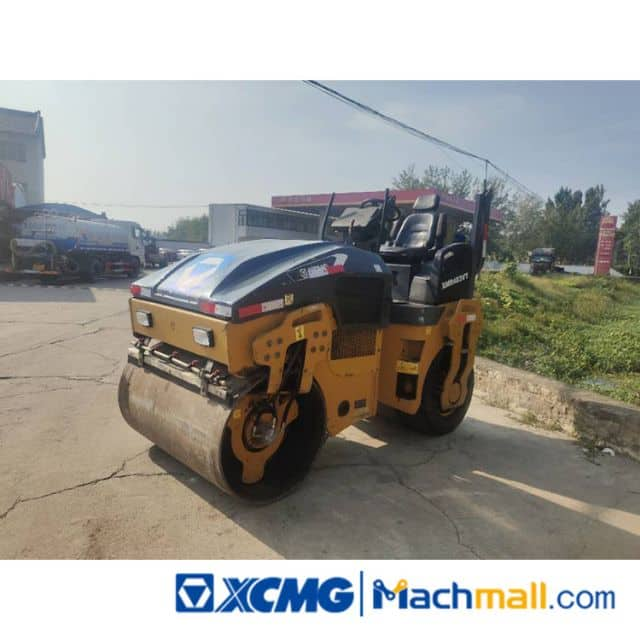 XCMG XMR403VT Used Mini Small Road Roller Compactor For Sale