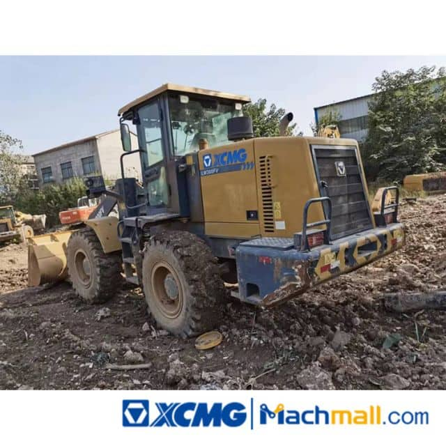 XCMG 3t LW300FV 2016 Used Wheel Loaders For Sale
