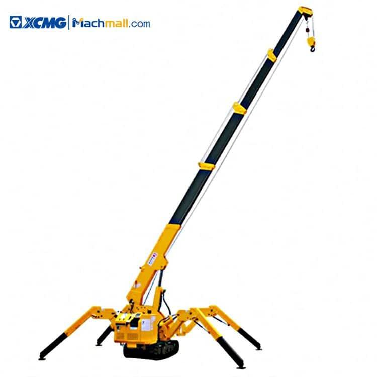 XCMG 5 ton mini crawler spider crane for sale