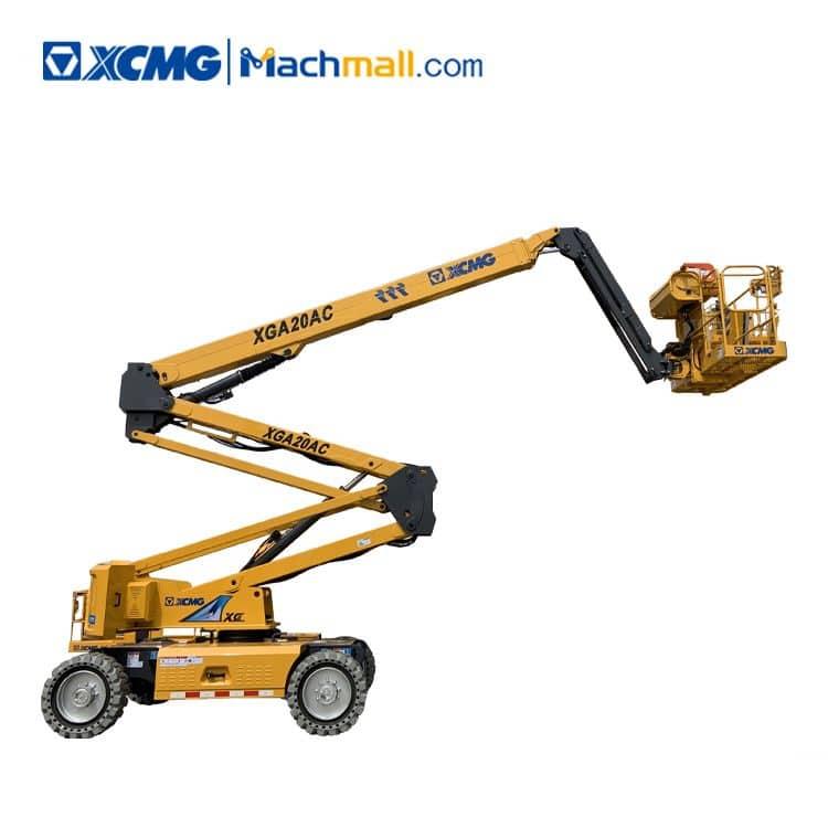 XCMG 20m electric lift platform XGA20AC for sale