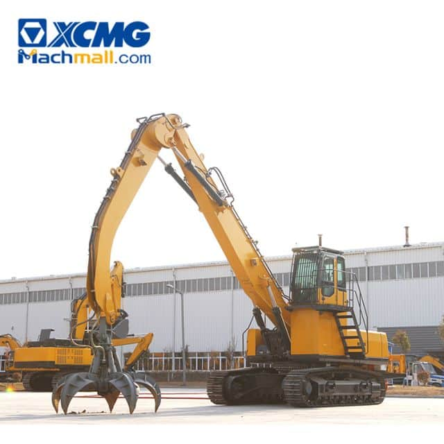 XCMG Manufacturer XE500EM 50 ton Crawler Excavator For Grabbing Steels
