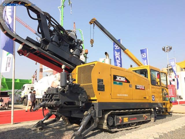 XCMG HDD Machine 480KN Horizontal Directional Drilling Rig XZ450 For Sale