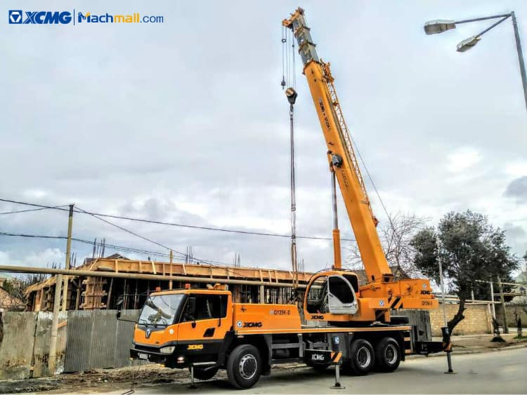 QY25 crane price | XCMG QY25 25 ton mobile crane for sale