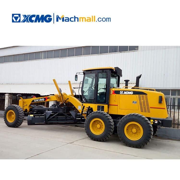 XCMG GR180 180HP motor grader price