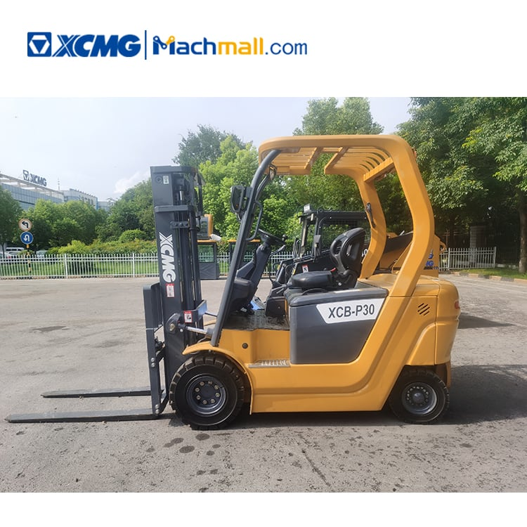 XCMG 3 ton 4x4 electric forklift XCB-P30 for sale