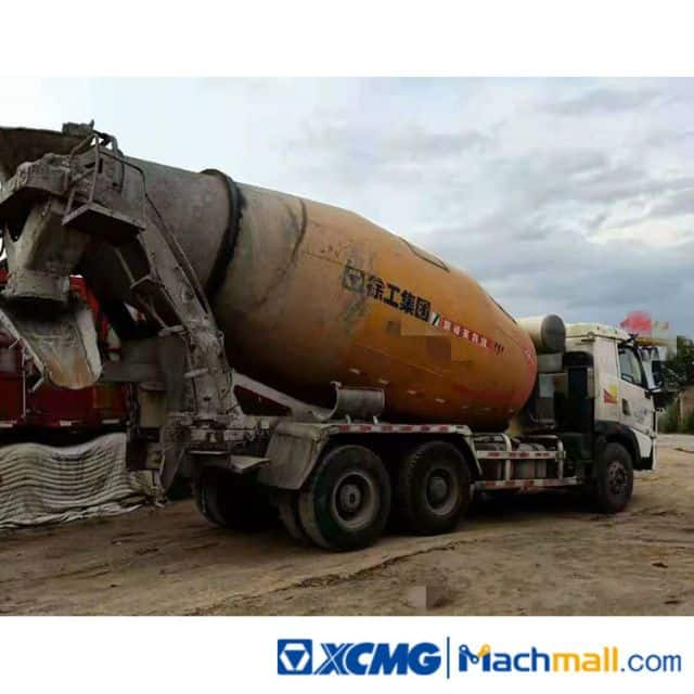 XCMG Used 10m³ Concrete Truck Mixer G5 For Sale